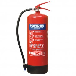 12kg Powder Firechief XTR Extinguisher 55A 233B C