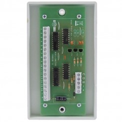6 way driver interface card for MULTIGUARD indicators