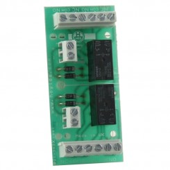Dual Double Pole Relay Module