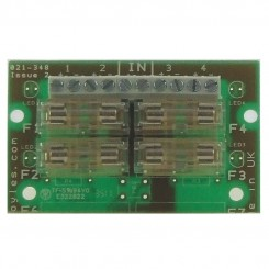 4 way fused output module