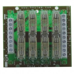 8 way fused output module