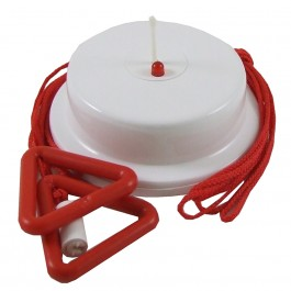 Red Ceiling Pull Switch 2.5m
