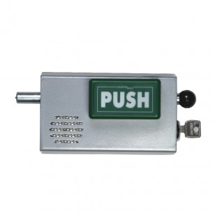PUSH model Cooperbolt with alarm