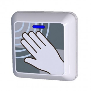 Hygienic,Touch Free Automatic Door Activation Switch