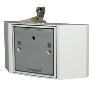12vdc Exitguard for use with Pyronix intruder panels