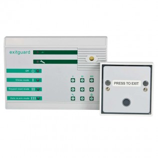 Staff Pass Door Alarm Kit