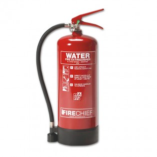 6ltr Firechief ECO Spray Water Additive Extinguisher 27A
