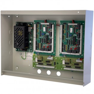Interguard 5-8 door control unit with steel case & 5A PSU