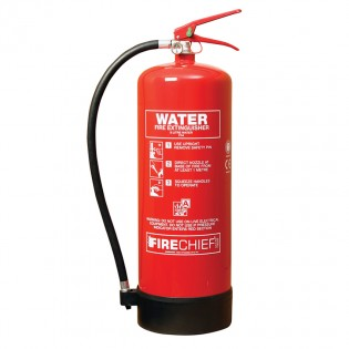 9ltr Firechief XTR Water Extinguisher 21A