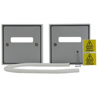 Mains rated relay kit