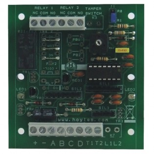 False alarm filter module