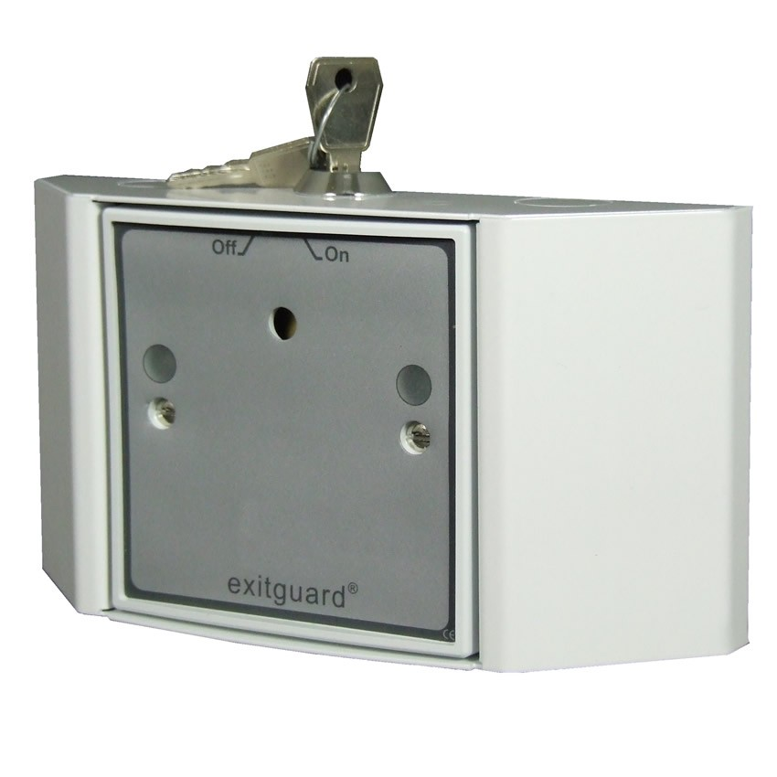 12vdc Steel Exitguard For Use With Intruder Panels