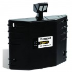 Dorgard SmartSound BLACK Fire Door Retainer