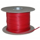 Red Flame retardant cable 100m