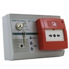 GEMINI Battery powered fire alarm control panel
