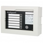 Multiguard 6 Way Indicator with Individual Zone Reset
