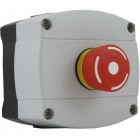 IP66 Rated Mushroom Headed Panic Alarm