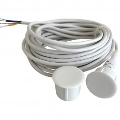 Flush contact for Steel Doors Grade 2 with 5m cable