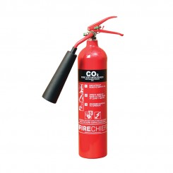 2kg CO2 Firechief XTR Extinguisher 34B