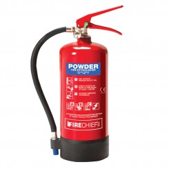 4kg Powder Firechief XTR Extinguisher 27A 144B C