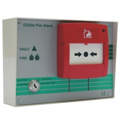 GEMINI Battery powered fire alarm