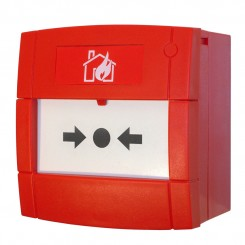 Resettable Fire Alarm call EN54-11 - RED