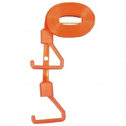 Orange - 3m REPLACEMENT Anti - Ligature hygienic pull cord