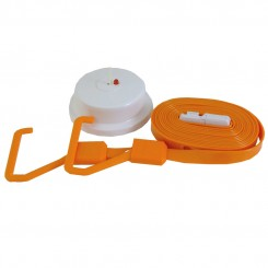 Orange Anti-Ligature 3m pull switch kit