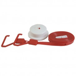 Red Anti-Ligature 3m pull switch kit
