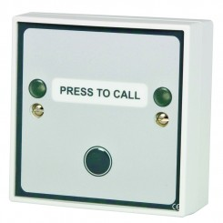 Call Button with reassurance LEDs and Sounder