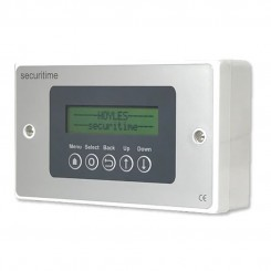 Securitime 12vdc time clock and timer