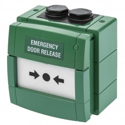 Resettable DPCO Emergency Release call point IP67