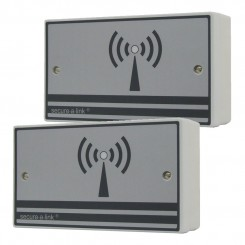 Secure-a-Link Wireless relay transmitter / receiver system