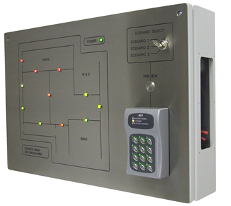 Custom Electronic Fire Safety And Security Equipment Hoyles